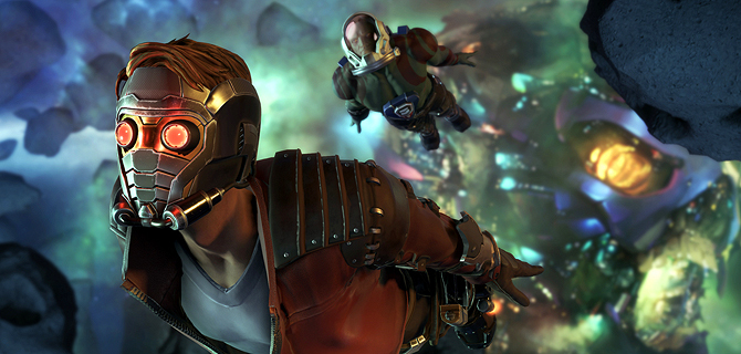Guardians of the Galaxy: The Telltale Series - Episode 1