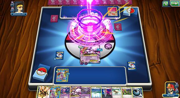 Pokémon Trading Card Game Online