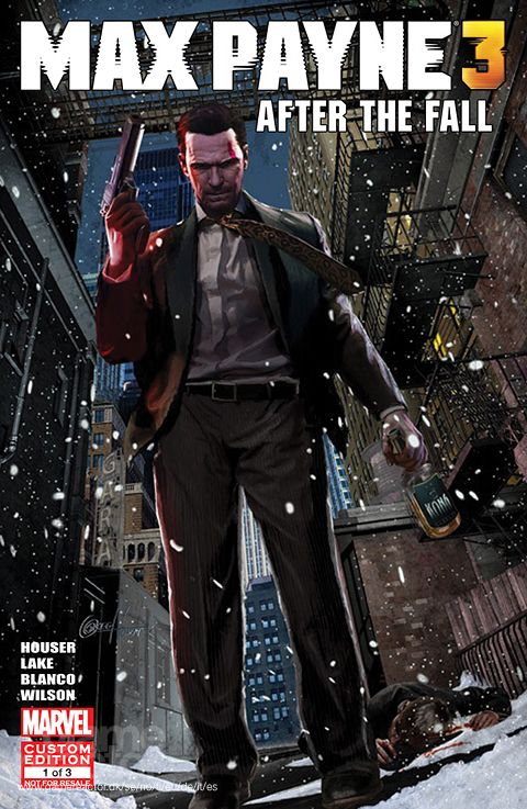 Max payne 3 after the fall comic download