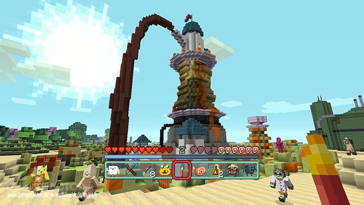 Bald Auch Crossplay Mit Allen Systemen Für PSVersion Von Minecraft - Minecraft playstation und pc zusammen spielen