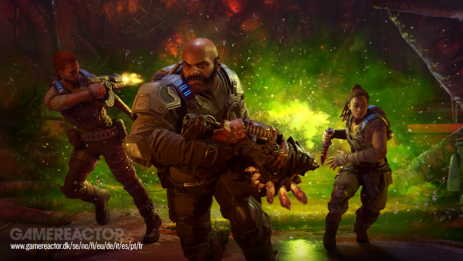 Gears 5 - Escape angespielt