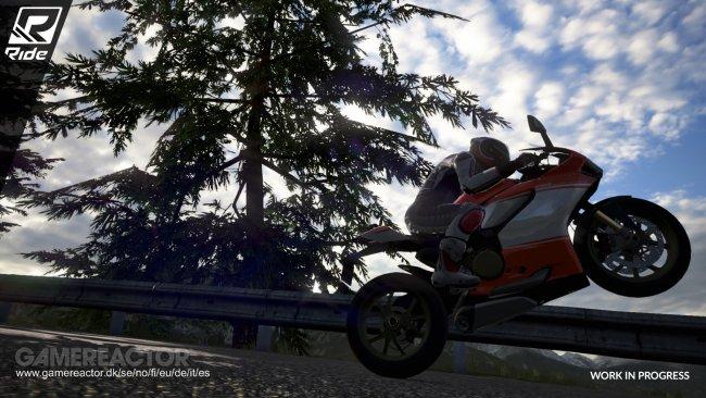 motorradrennspiele