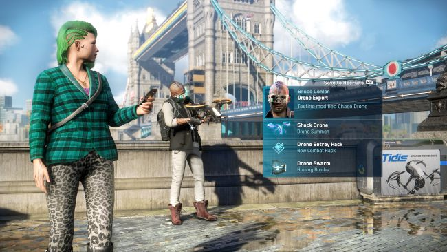 Ubisoft will kognitive Reizüberflutung in Watch Dogs: Legion verhindern