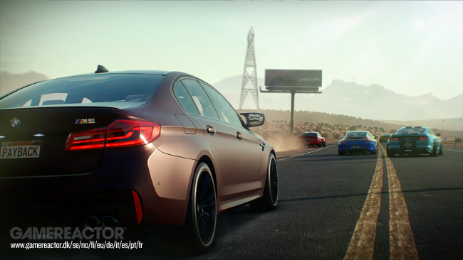 PC-Anforderungen für Need for Speed Payback enthüllt