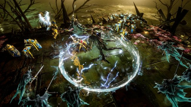 Alle Fraktionen von Warhammer: Age of Sigmar - Storm Ground in Videos präsentiert