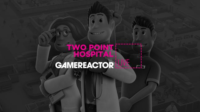 Ansteckendes Two Point Hospital infiziert GR-Livestream mit kleinem Giveaway