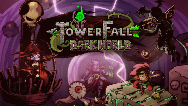 Dark world bohrt towerfall ascension auf for Couch koop ps4
