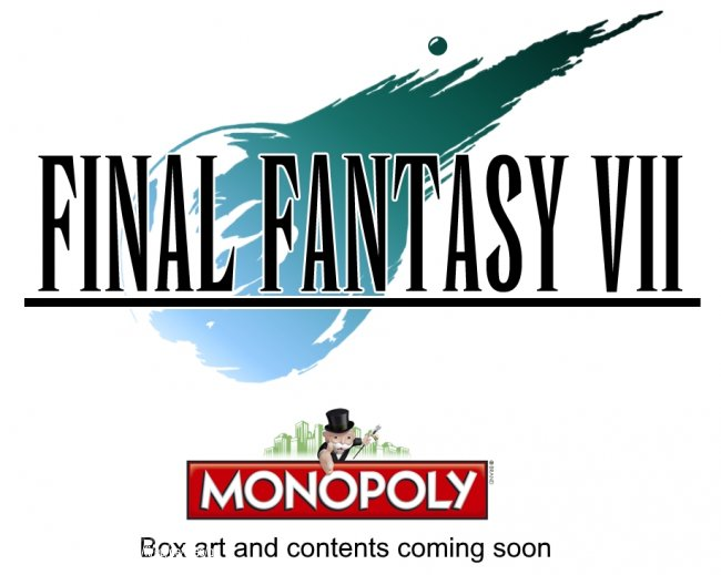 Final Fantasy VII kriegt Monopoly-Version