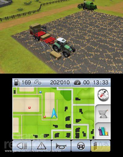 Landwirtschafts-Simulator 2012 3D
