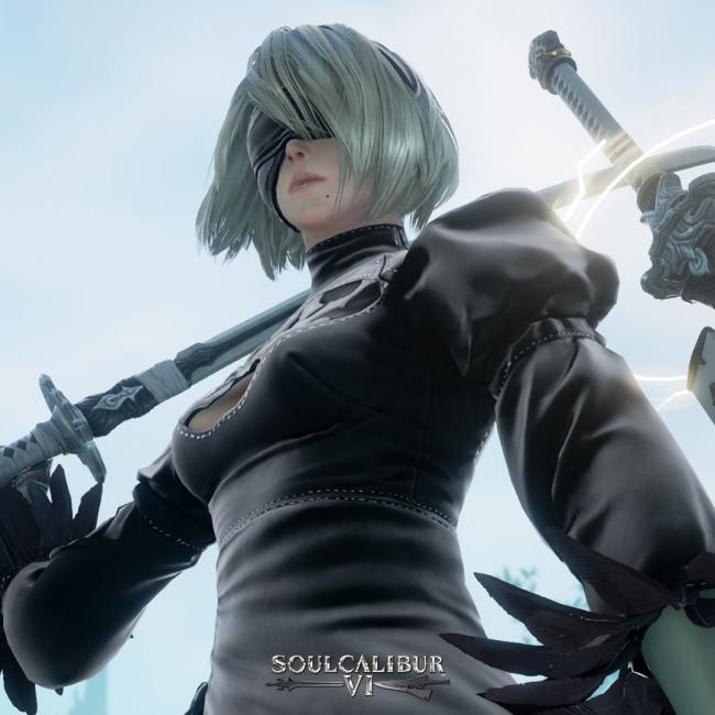 2B in Soul Calibur VI hat endlich Releasetermin
