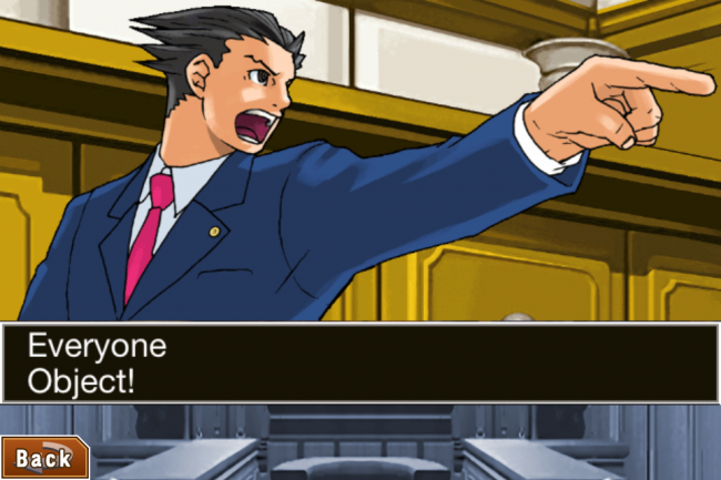 Termin f�r Phoenix Wright: Ace Attorney Trilogy HD steht