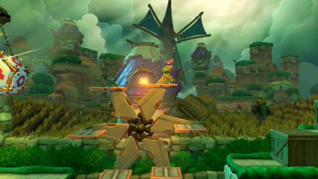 Demoersionen zu Yooka-Laylee and the Impossible Lair auf allen Plattformen geplant