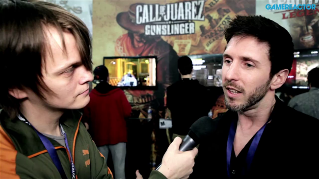 Interview zu Call of Juarez: Gunslinger