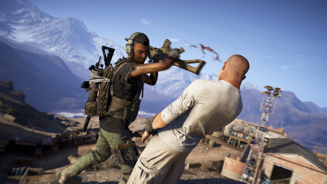 Update aktiviert Hardcore-Setting für Ghost Recon: Wildlands