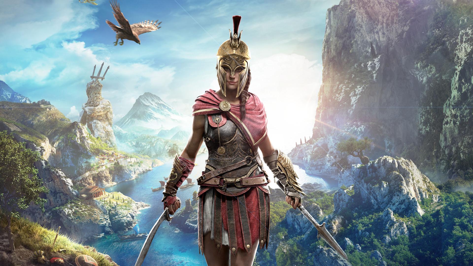 Niedrigste Auflosung Von Assassin S Creed Odyssey Auf Xbox