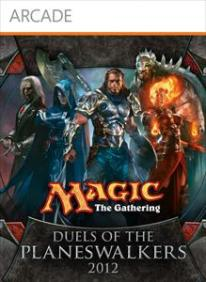 Magic: The Gathering - Duels of the Planeswalkers 2012