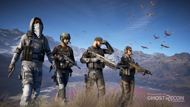 Ghost Recon: Wildlands bekommt PvP-Multiplayer