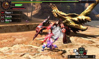 Monster Hunter 4 Ultimate