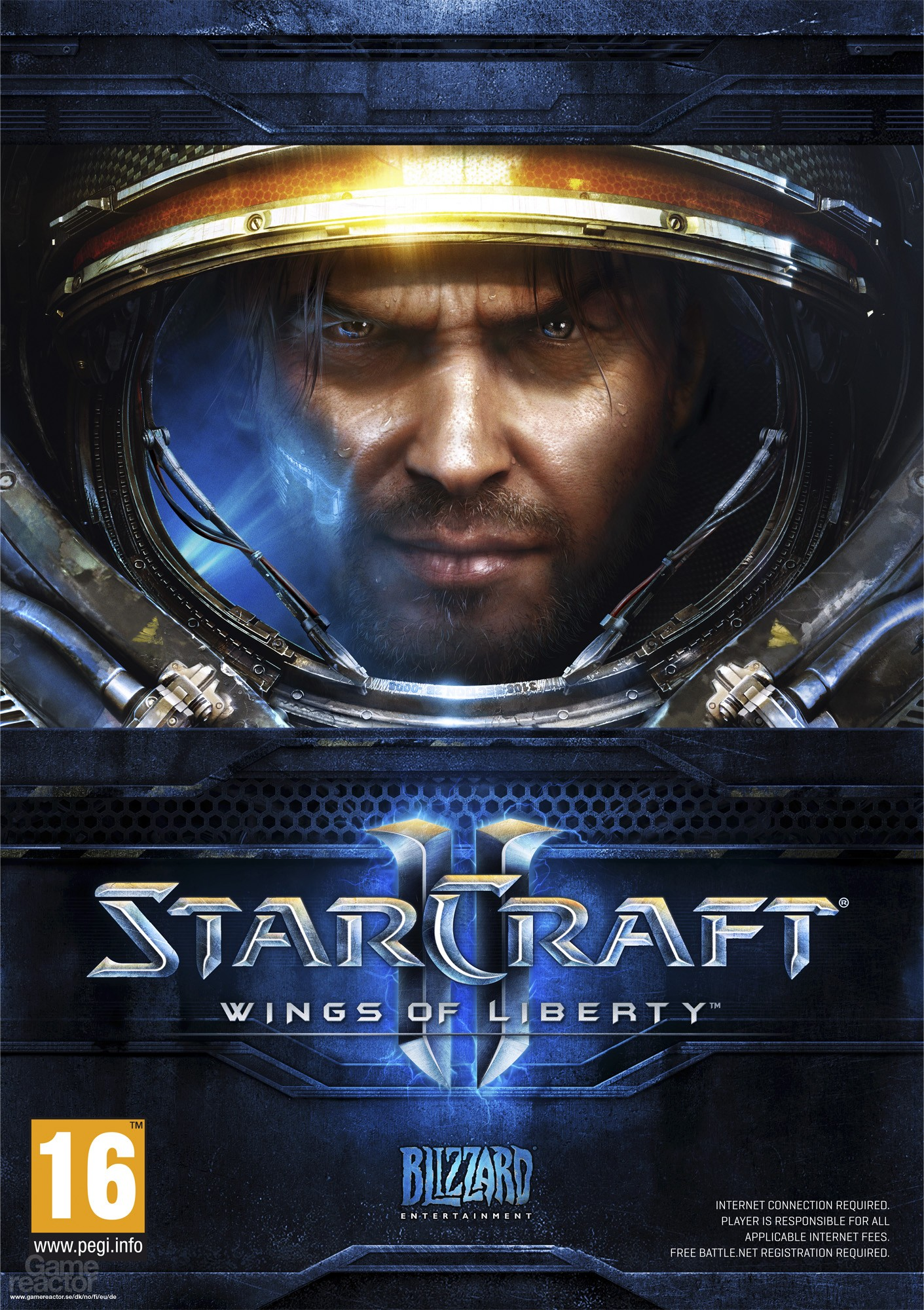 StarCraft 2 Wings of Liberty (2010/RUS/Repack) .