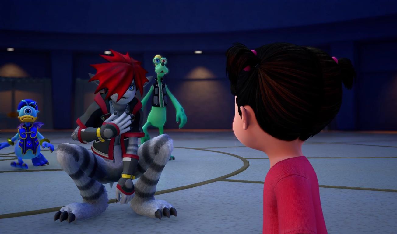 Bilder Zu Kingdom Hearts Iii Trailer Enthüllt Welt Von Monster Ag 11