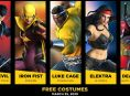 Fünf neue Outfits in Marvel Ultimate Alliance 3