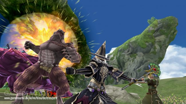 Erste Screenshots aus Final Fantasy Explorers-Force