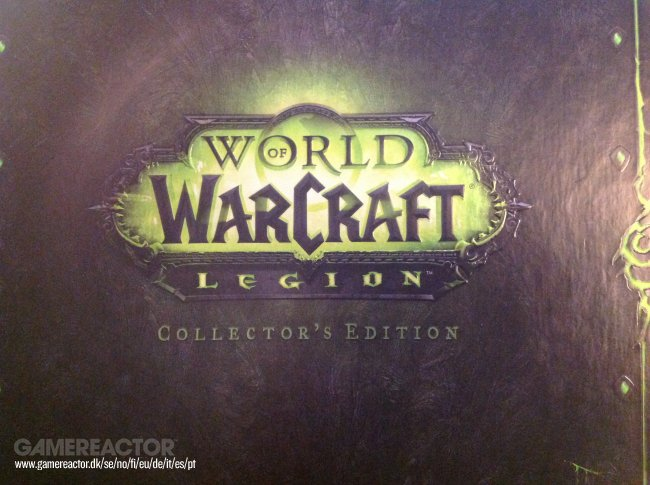 World of Warcraft: Legion Collector's Edition im Unboxing-Video