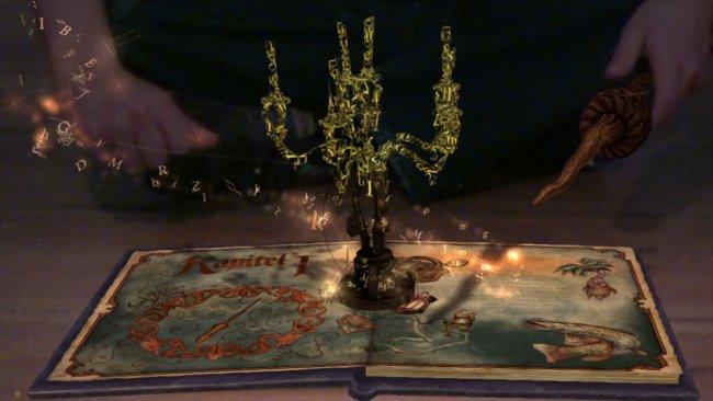 wonderbook: das buch der zaubersprüche kritik - gamereactor