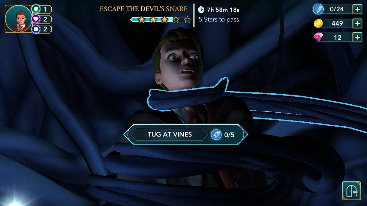 Entwickler Finden Dramatischen Cliffhanger In Harry Potter Hogwarts Mystery Okay