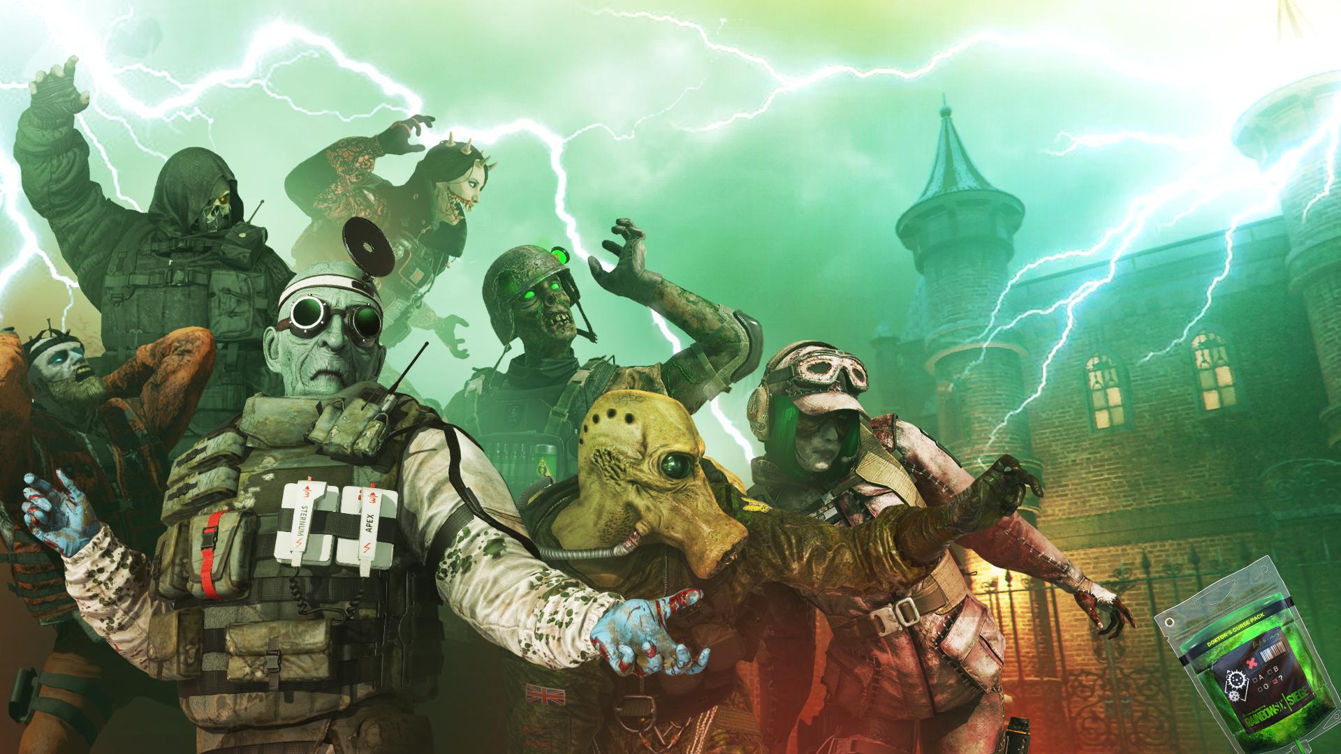 Halloween Event Doktors Curse In Rainbow Six Siege Ist