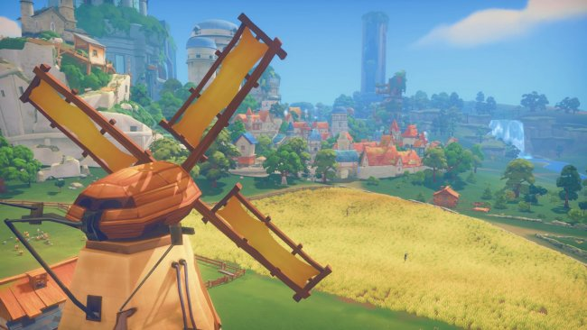 My Time At Portia im April für PS4, Xbox One und Switch
