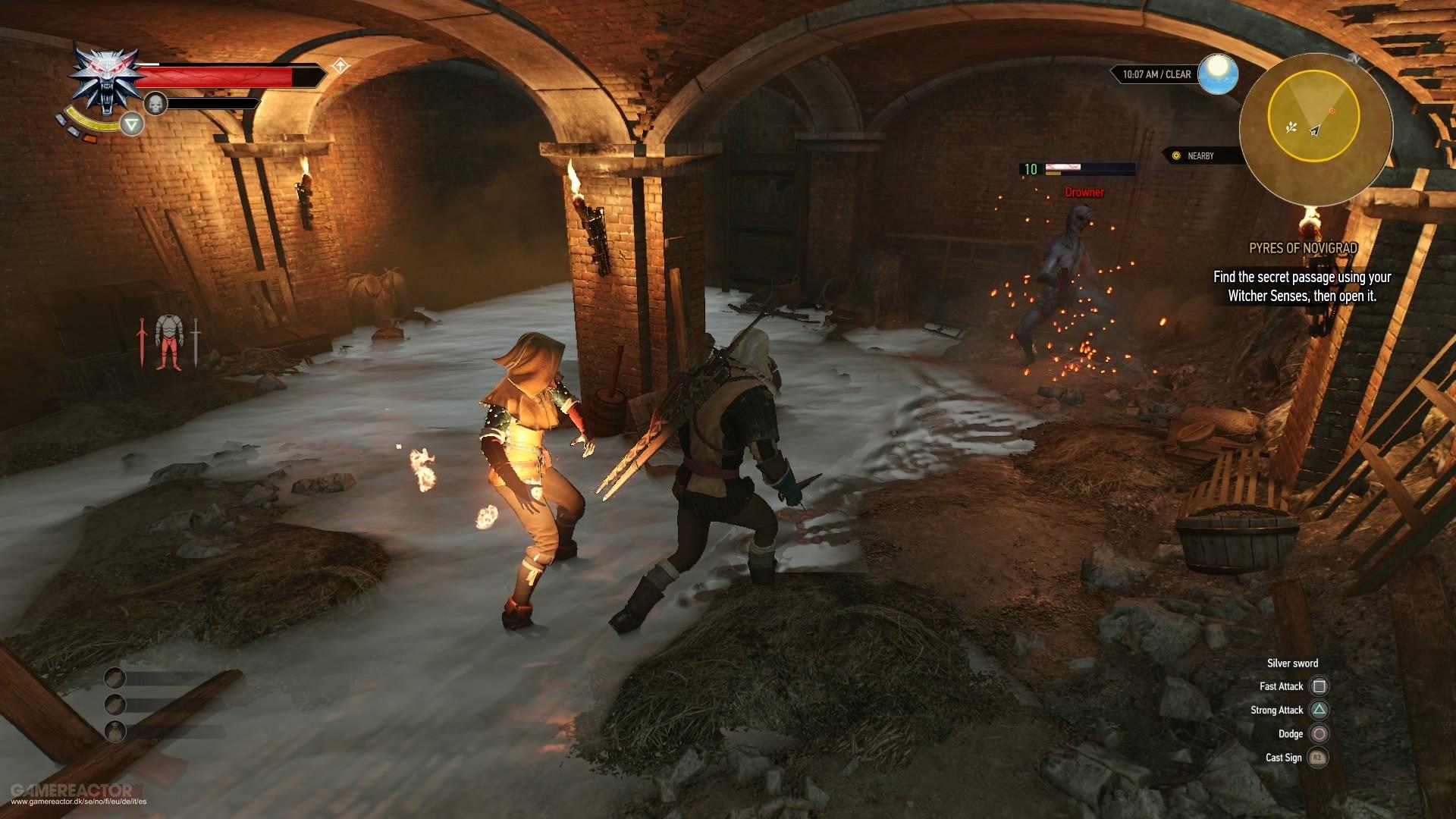 The Witcher 3 Wild Hunt Kritik Gamereactor