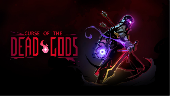 Curse of the Dead Gods: Dead Cells diente als Inspiration für neues Update