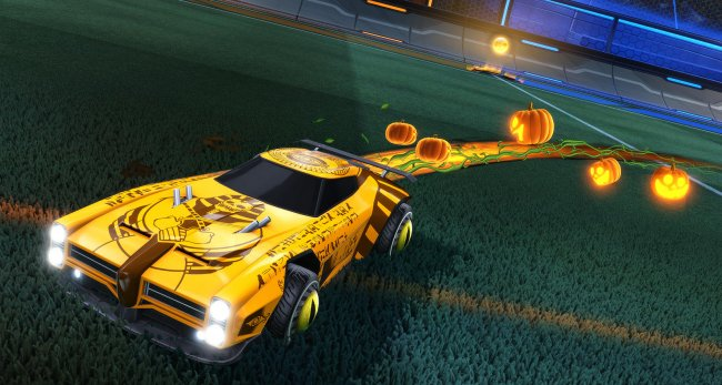 Halloween-Event von Rocket League gestartet