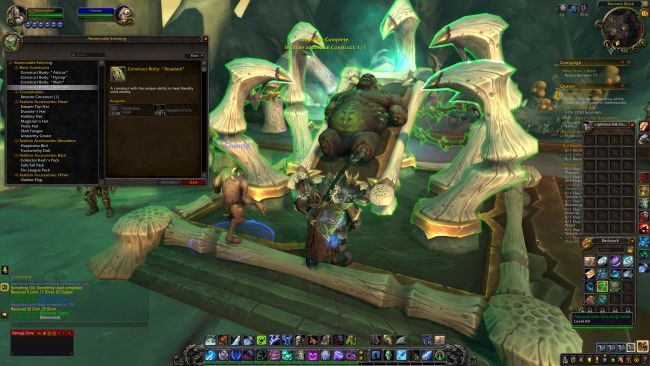 World of Warcraft: Ein einsamer Wolf in den Schattenlanden