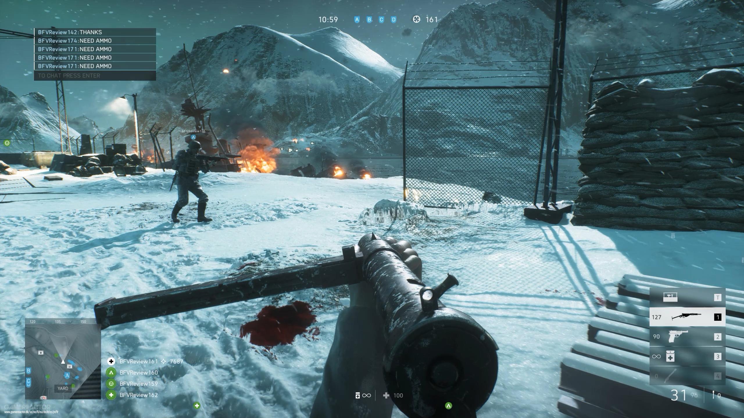Bilder zu Battlefield V 2/8