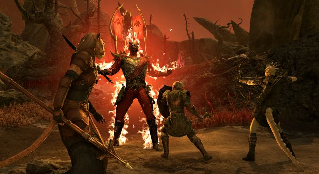 The Elder Scrolls Online: Blackwood angespielt