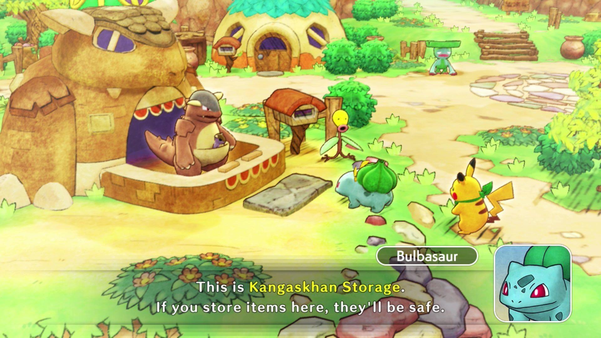 Bilder zu Pokémon Mystery Dungeon: Retterteam DX 35/47