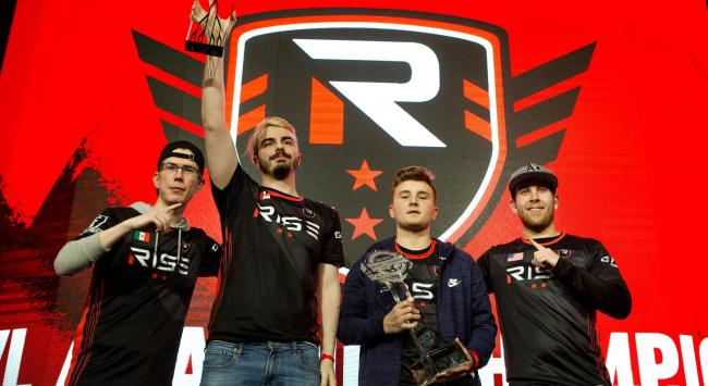 Rise Nation are the CWL Anaheim 2018 champions