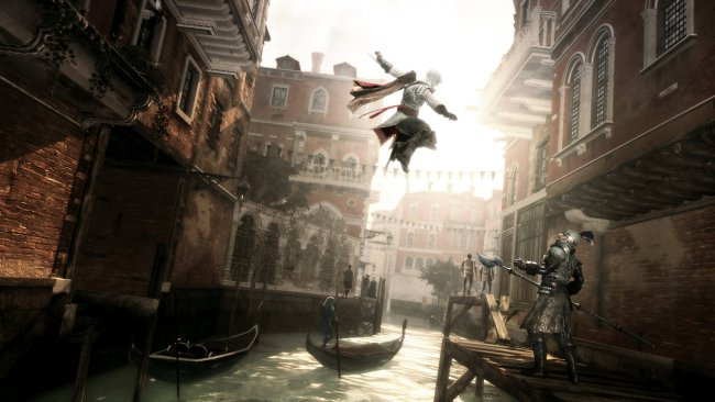 Weitere Hinweise auf Assassin's Creed: Ezio Collection