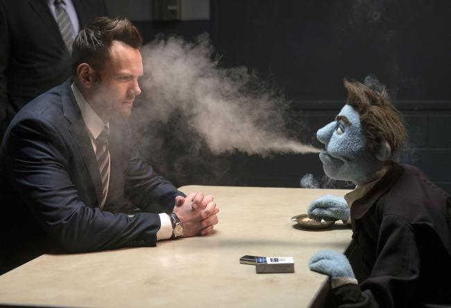 Böser Trailer zur Muppet-Comedy The Happytime Murders