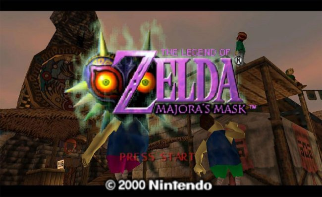 Nintendo bringt The Legend of Zelda: Majora's Mask für Wii U