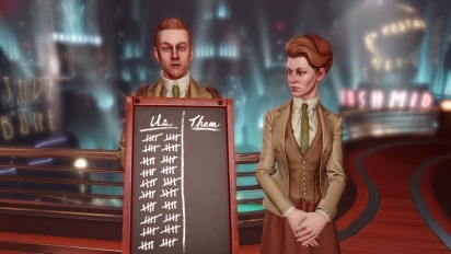 Bioshock Infinite - VGX 2013 Character of the Year Acceptance Video