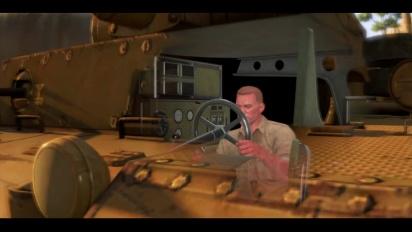 Sniper Elite 3 - developer diary part 3 - Vehicle Kill Cam