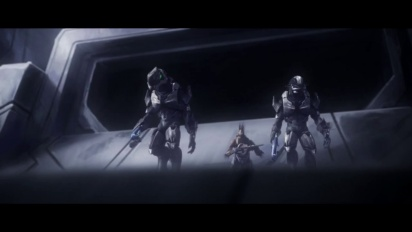Halo 2 - Anniversary Prologue Terminal 1 - Beholden