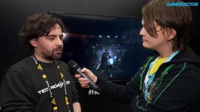 The Technomancer - Sébastian Di Ruzza Interview