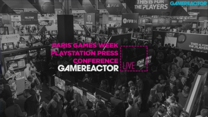 Paris Games Week Playstation-Pressekonferenz - Livestream-Wiederholung