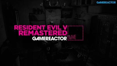 Resident Evil 5 Remastered - Livestream-Wiederholung