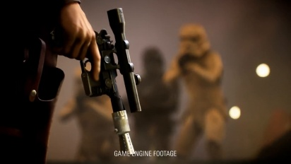 Star Wars™ Battlefront™ II - The Han Solo Season Trailer