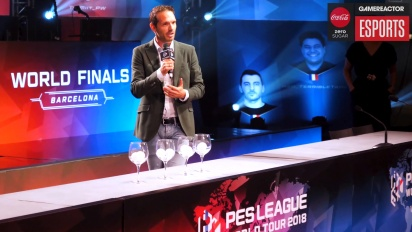 PES League Finals World Tour 2018 - Intro & Draw Expectations